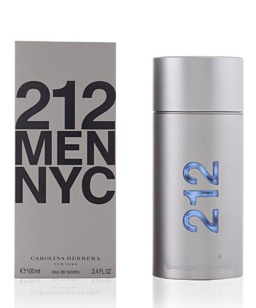 212 Men Nyc By Carolina Herrera For Men Edt