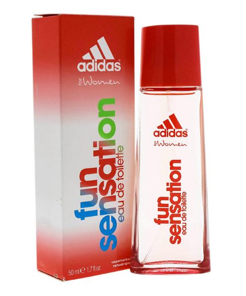Entretener Cervecería Suave  Adidas Fun Sensation Eau de Toilette Spray for Women | ThePerfumeShop.pk |  One Stop For All Kind Of Perfumes